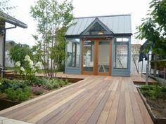 ガーデン施工事例 / 北欧、照明、ウッド、ペットと暮らす、我が家のリゾート、ザシーズンオフィス大阪、デザイナー草野祥子、