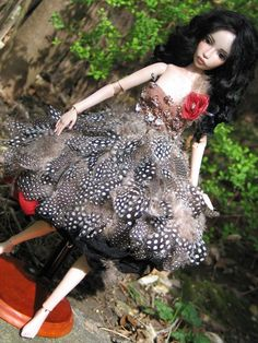 Brannagh Antique Dolls, Monster High, Headdress, Bjd, Fashion Dolls, Art Dolls, Sculpting, Theater, Damselflies