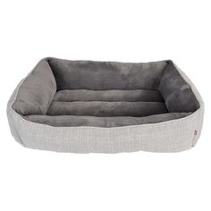 Boots & Barkley Doggie Bed - Cloud Gray