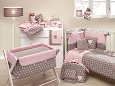 20 Latest Trend for Cute Baby Girl Room Ideas - Home Decor Ideas