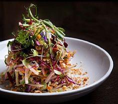 מתכון לסלט בריאות | צפרה מסעדה | על השולחן