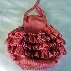 Baby Bubble Suits for Girls | Baby Girl Seersucker Sunsuit, Red Bubble Romper, Custom Boutique Fall ...