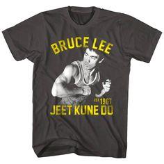 66633940 Bruce Lee Jeet Kune Do Gung Fu 1967 Men's T Shirt #BruceLee #BruceLeeShirt #