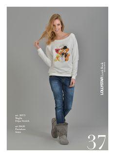 #LollyStar - Collezione #AutunnoInverno 2013-2014. Scopri tutta la collezione qui → http://www.lollystar.it/it/fall-winter-collection-20132014/!