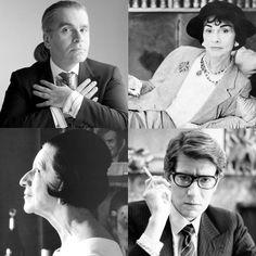Famous Words of Fashion's Greatest  - HarpersBAZAAR.com