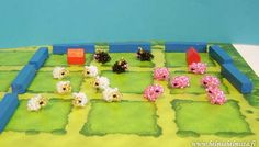 Farm Animals for Agricola Board Game