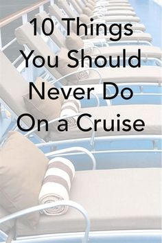 Even experience cruisers make mistakes, whether it's at the time of booking, on embarkation day, or even on their sailings.: #cruiseoutfitscaribbean #CruisesTips