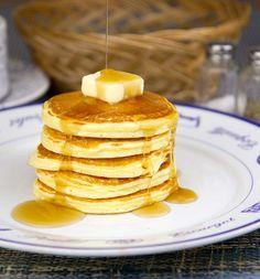 Grain-Free, Sugar-Free, Low-Carb Pancakes