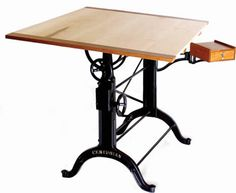 e9f3264869d6 A great drawing desk so I can finally free the kitchen table!  ) Antique
