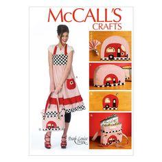 Mccall Pattern M6935 One Size O-Mccall Pattern