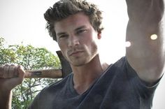 Derek Theler. And he plays a hockey player which makes it even better <3