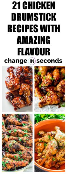 Chicken Drumstick Recipes That Are So Delicious! The best list of chicken wing r. Chicken Drumstick Recipes That Are So Delicious! The best list of chicken wing recipes! Chicken Caesar Sandwich, Chicken Wing Recipes, Healthy Chicken Recipes, Crockpot Recipes, Lunch Recipes, Chicken Diet Recipe, Chicken Ideas, Healthy Cooking, Gastronomia