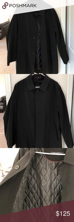 NWOT. Kenneth Cole Revere Raincoat/Pea coat Excellent Condition. Two pockets on the inside Kenneth Cole Jackets & Coats Pea Coats