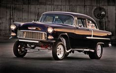 1955 Chevy gasser Maintenance/restoration of old/vintage vehicles: the material for new cogs/casters/gears/pads could be cast polyamide which I (Cast polyamide) can produce. My contact: tatjana.alic@windowslive.com