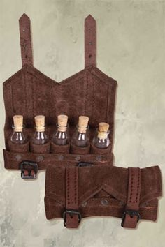 Friedhelm Potion Bag