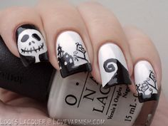 Love. Varnish, chocolate and more...: 31 Day Nail Art Challenge - Inspired by a movie!