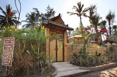7 SEAS Cottages in Gili Air