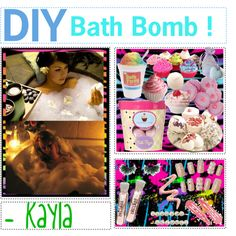 """DIY Bath Bomb !"" by polyvoretipchics on Polyvore"