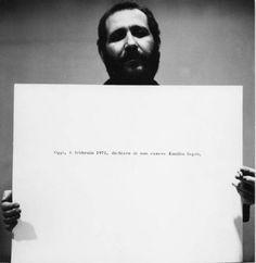 Emilio Isgrò - 1971