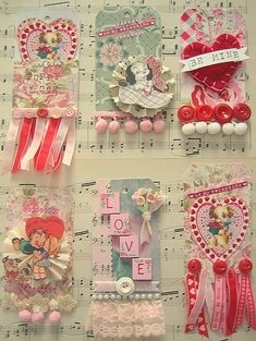 Karla's Cottage Puppy Love Tag Swap   Flickr - Photo Sharing!