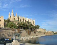 4-Sterne-Hotel an der Strandpromenade von Palma de Mallorca