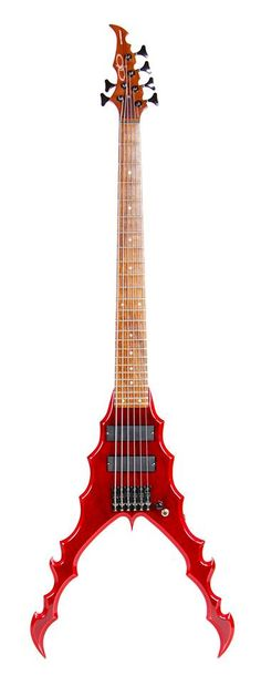 Weird looking Flying V #Guitar http://ozmusicreviews.com/christmas-gifts-for-guitarists