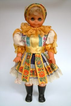 Piestany photos - Google Search Harajuku, The Past, Culture, Costumes, Traditional, Dolls, Label, Europe, Things To Sell