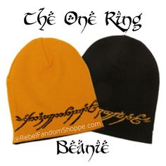 Lord of the rings reversible beanie. Officially licensed One size fits most…