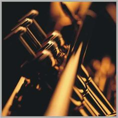 I ought to pick you back up, trumpet :)