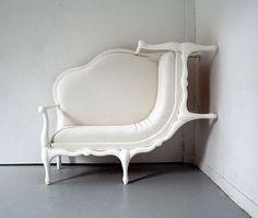 Escultora de Corea del Sur recrea fantásticos muebles franceses del siglo (...) - Acento Veintiuno