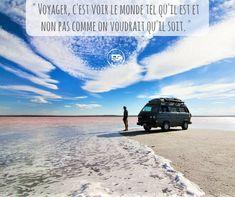 """""""Voyager, c'est voir le monde tel qu'il est et non pas comme on voudrait qu'il soit"""" #voyage #voyager #trip #travel #monde #world"""