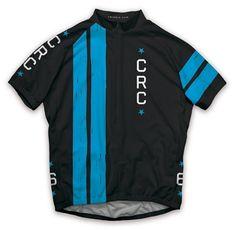 T-shirt inspired by bike jerseys?