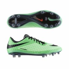 Nike Hypervenom Phantom FG Soccer Cleats - Neo Lime