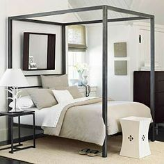 Home Improvement: Different Types of Canopy Beds