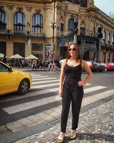 """Gefällt 434 Mal, 48 Kommentare - Jennifer (@jen.schneid) auf Instagram: """"#tbt to Prague 😍❤️"""""""