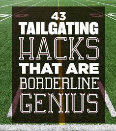 41 Tailgating Hacks That Are Borderline Genius - BuzzFeed Mobile