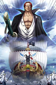 One piece king of pirates One Piece Anime, One Piece Fanart, One Piece Luffy, Roronoa Zoro, Red Hair Shanks, One Piece Bounties, One Piece Wallpaper Iphone, News Wallpaper, One Piece Photos