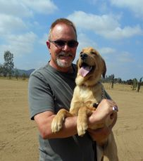 Bob Taylor, The Founder of Dog Wish, trains service dogs that make a profound difference in the neurological abilities.