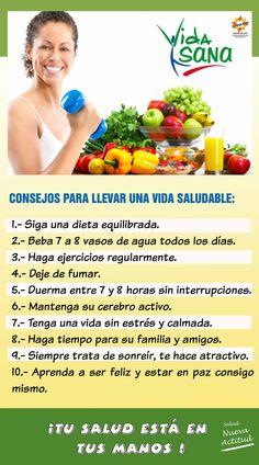 Banner #vida #saludable