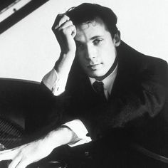 Glenn Gould - redefined playing Bach.
