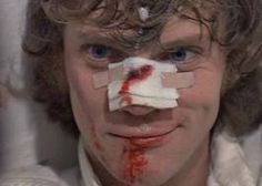 Malcolm McDowell as Alex in the film Clockwork Orange (Stanley Kubrick- Art Print by Gabriel T Toro Stanley Kubrick, A Clockwork Orange, Evil Smile, I Love Cinema, Film Inspiration, Local Girls, Film Stills, Good Movies, Awesome Movies
