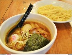 20 must try ramen - Daikokuya founder of tsukemen