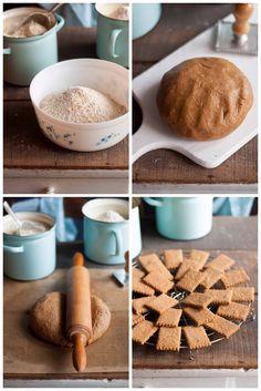 Biscuits aux céréales qui embaument la maison