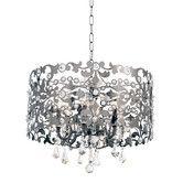 Found it at Wayfair - Bizet 6 Light Crystal Chandelier