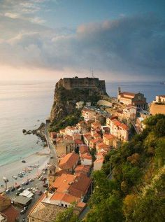Calabria, Italy. Where my grandmother and great aunts all immigrated from.