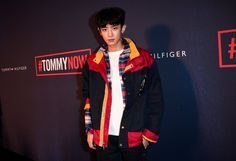#TOMMYNOW [170919] #Chanyeol @London Fashion Week
