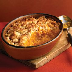 Pumpkin and Pecorino Gratin Recipe