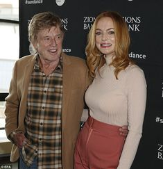 Throwback outfit! It appeared that Heather Graham was channeling the late 1960s when she picked out her look for an event at the Sundance Film Festival on Thursday