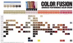 redken color chart 18 - screenshot