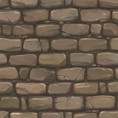 ArtStation - Tileables , Mike Fong